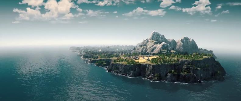 育碧《纪元1800》第三季票预告公开 预计2021年亮相