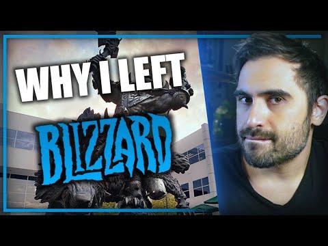 《魔兽世界》设计师离开暴雪 称自己对现在的游戏不满