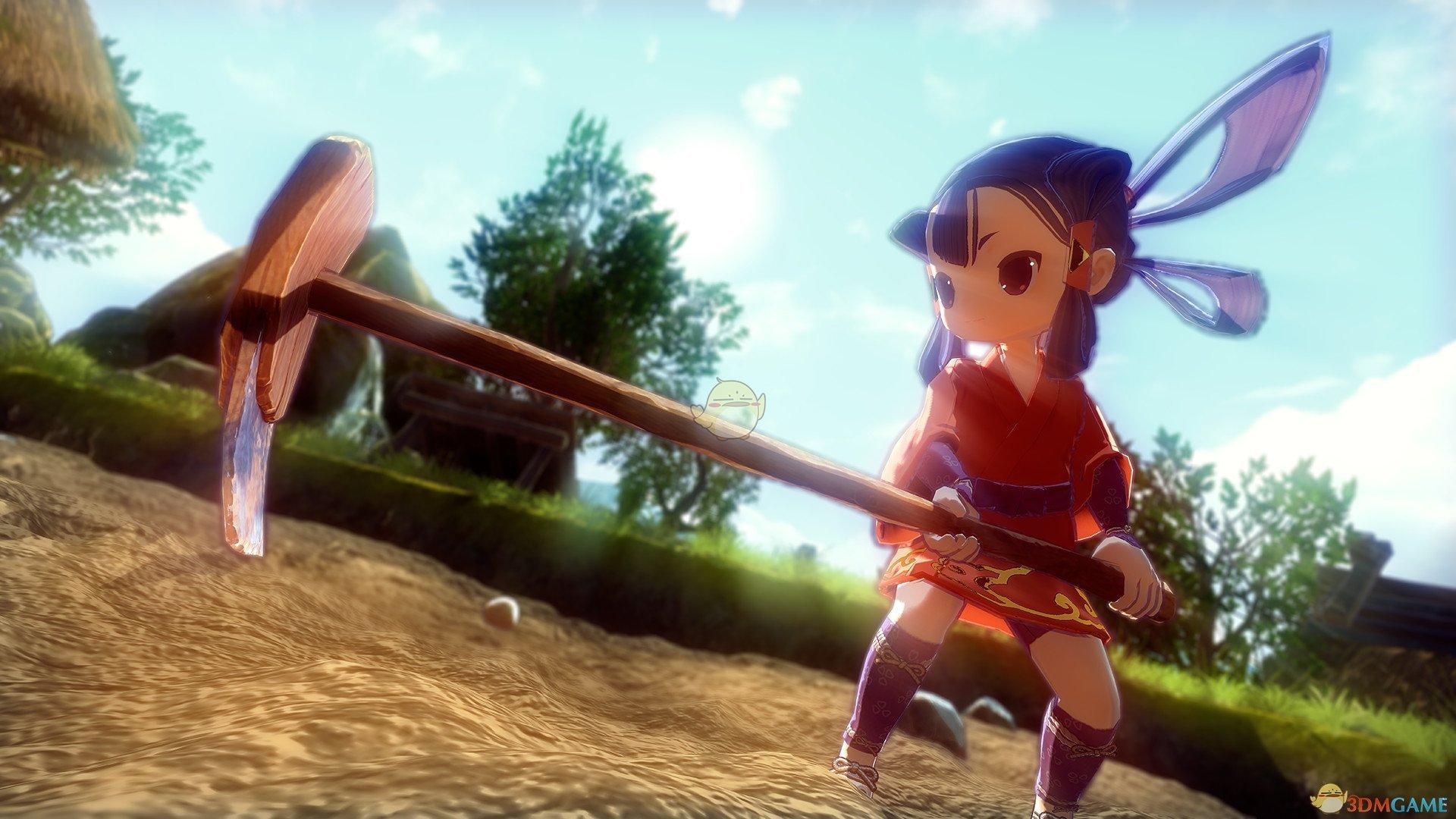 《天穗之咲稻姬》水稻秧苗阶段介绍