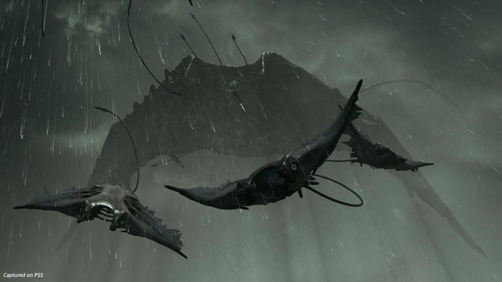 开发者讲述《恶魔之魂》头目设计 吉田修平最爱风暴王