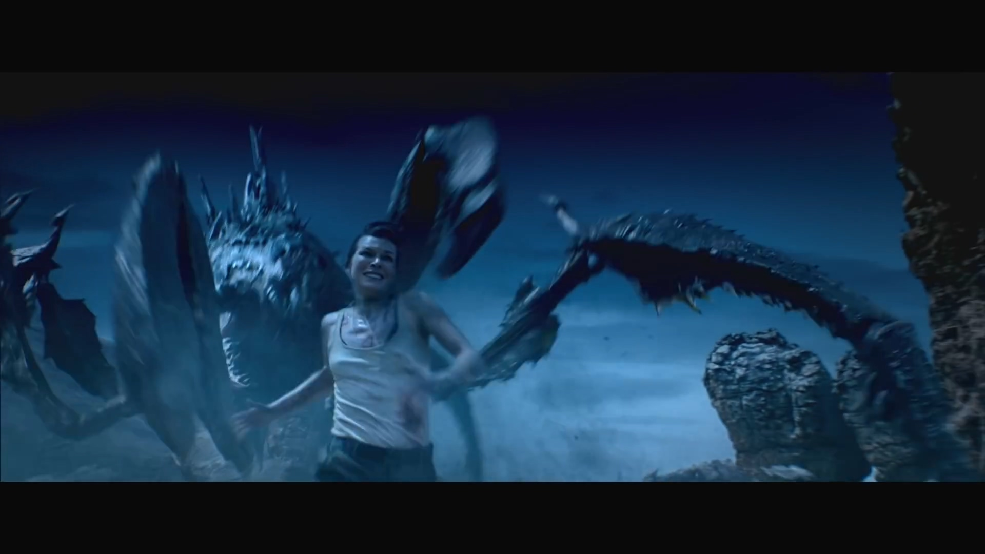 《怪物猎人》电影日版预告 12月4日国内上映