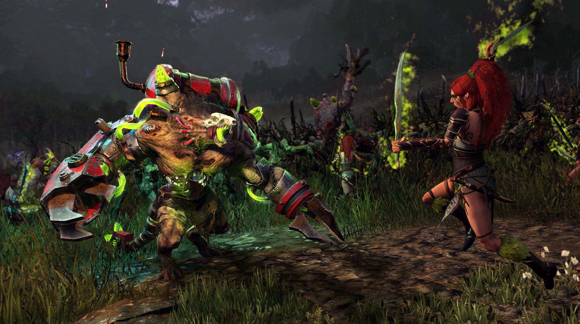 《全面战争:战锤2》新DLC上架Steam 参加强力新领主