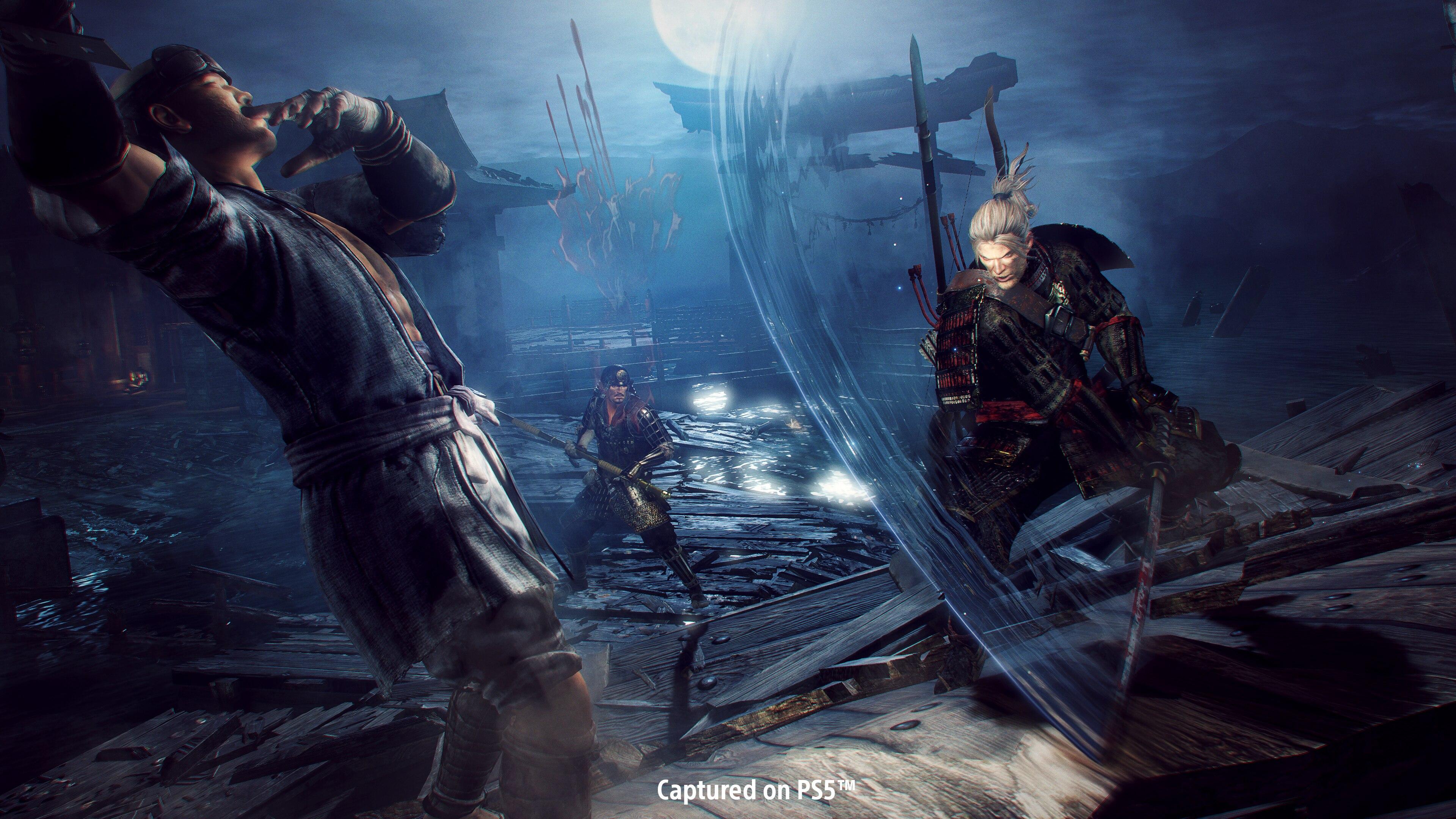 《仁王》合集PS5加载速度演示 实机截图公布