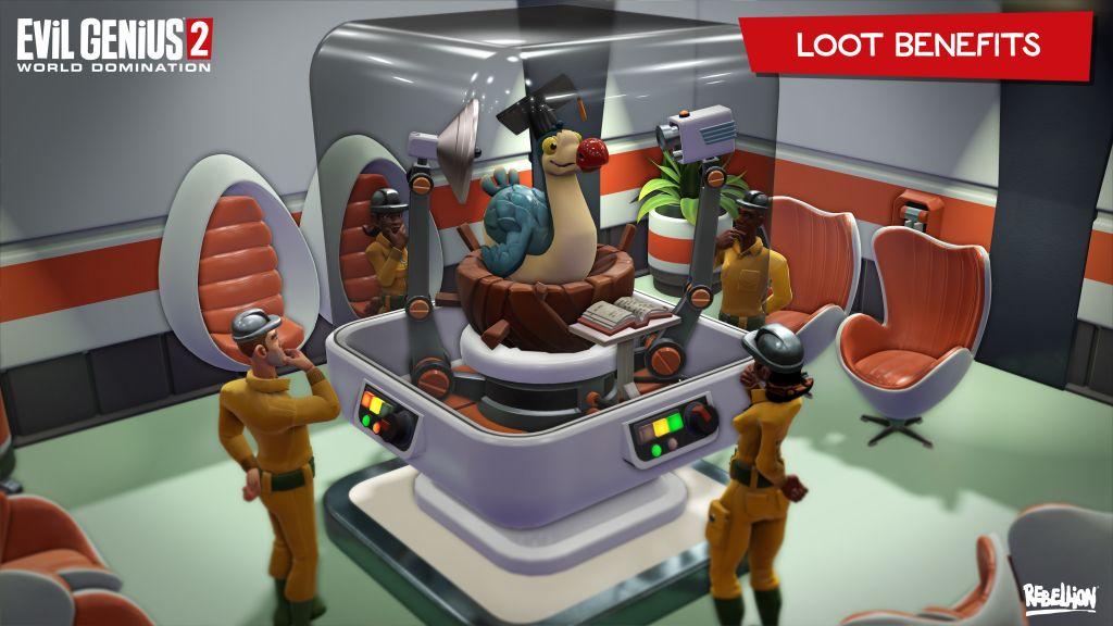 《邪恶天才2》新情报公布 渡渡鸟教你科学知识