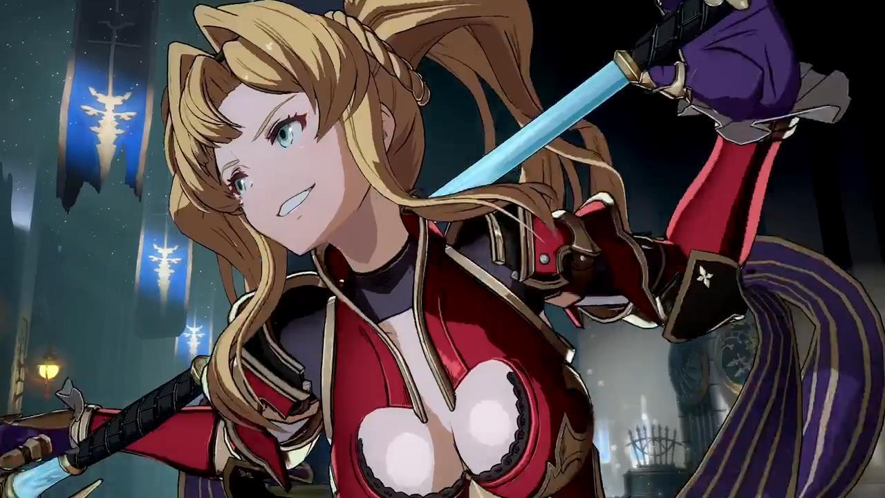 《碧蓝幻想Versus》全球销量突破45万 官方公开贺图