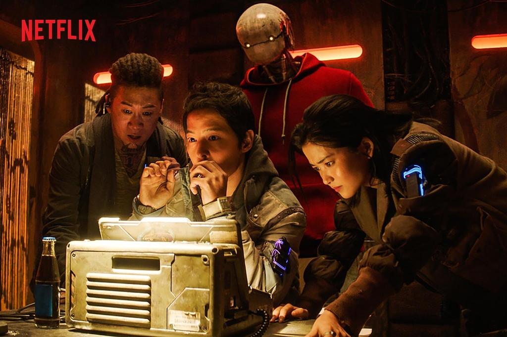 韩国科幻大片《胜利号》将上线Netflix平台 展示魅力