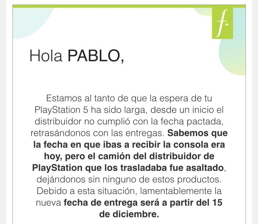 游戏主机堪比原油黄金? 智利PS5主机运输车遭抢劫