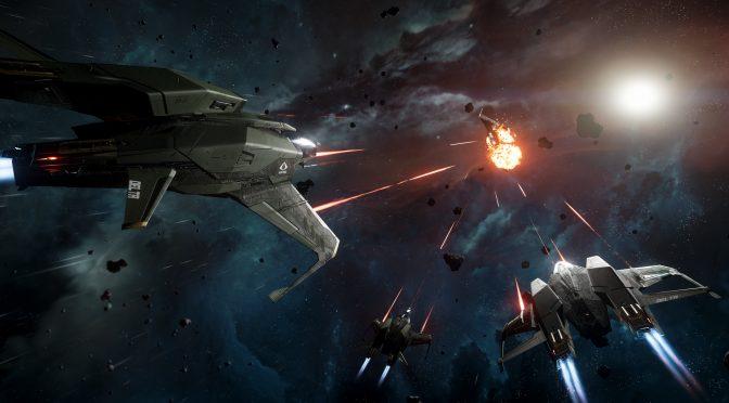 《星际公民》免费试玩敞开 可驾驭100+艘战舰