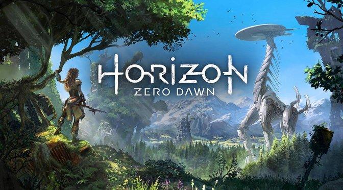 《地平线:黎明时分完全版》12月4日登陆GOG 无加密