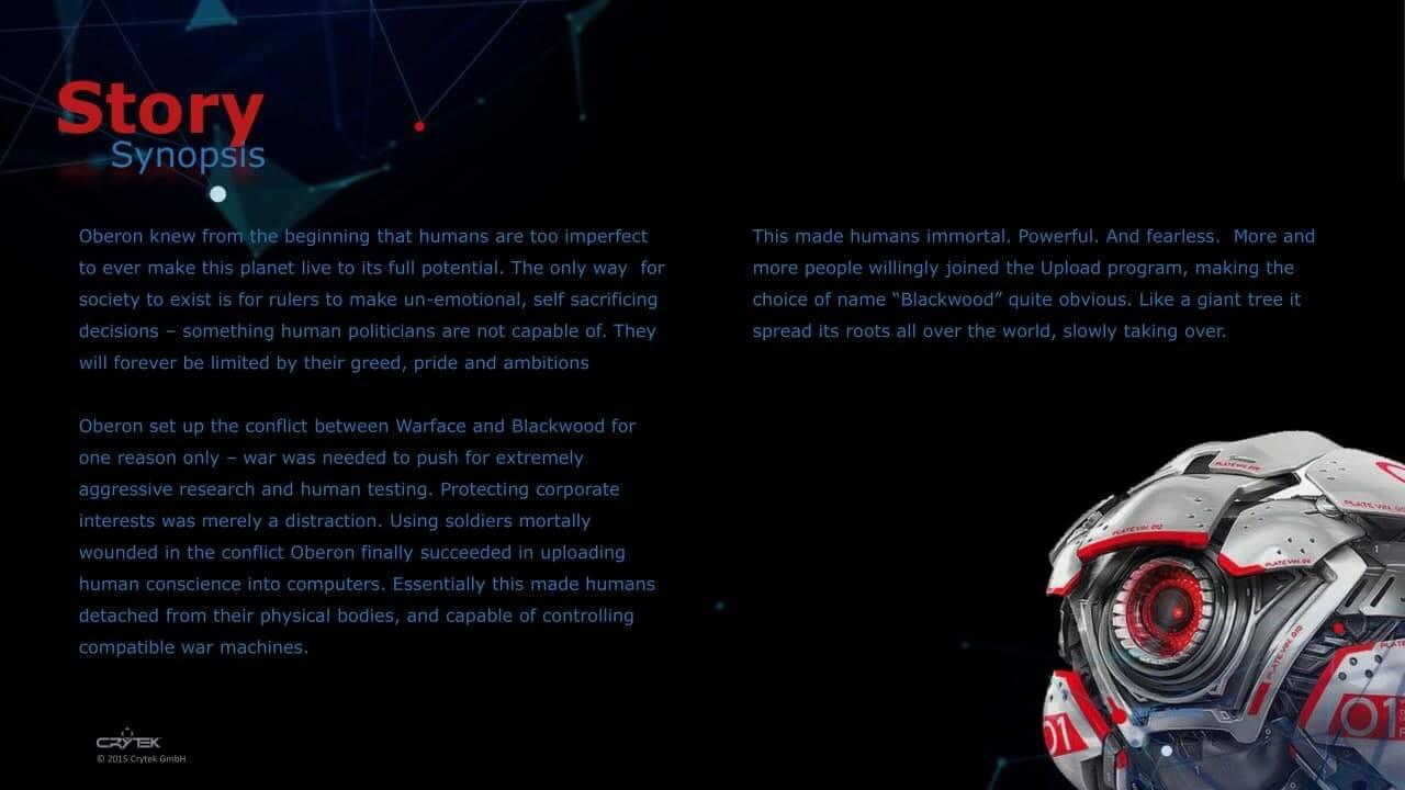 泄露文件暗示Crytek曾开发了《战争前线2》 后被取消