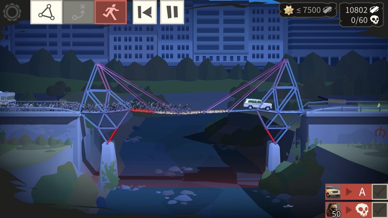 《桥梁建筑师:行尸走肉》现已发售 国区特惠33元