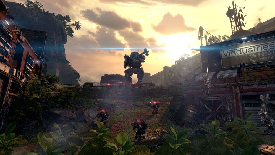 初代《泰坦陨落》Steam版正式发售 限时促销价55元