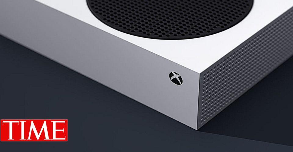 Xbox Series S被《时代》称赞是2020年最佳发明之一