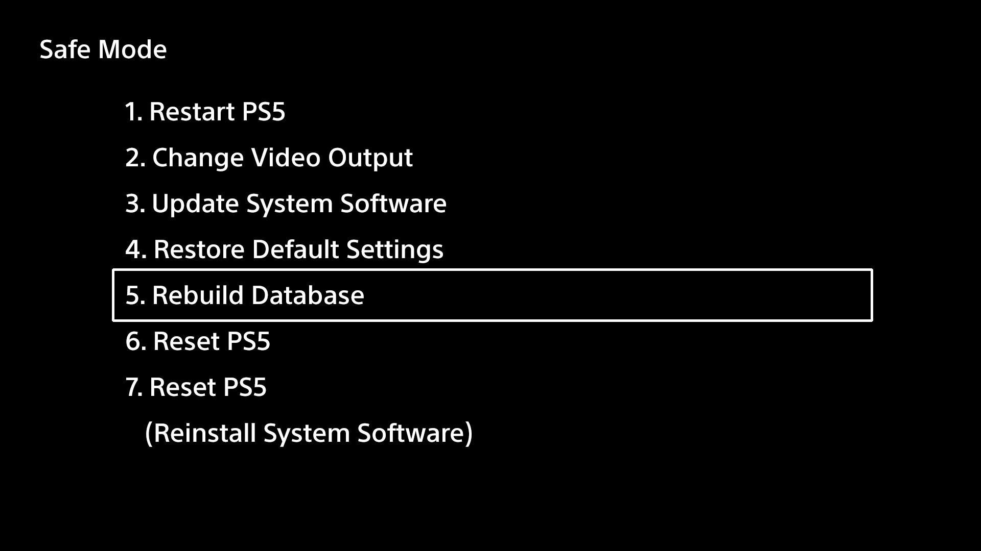 索尼提供解决PS5下载bug的方法 不用恢复出厂设置