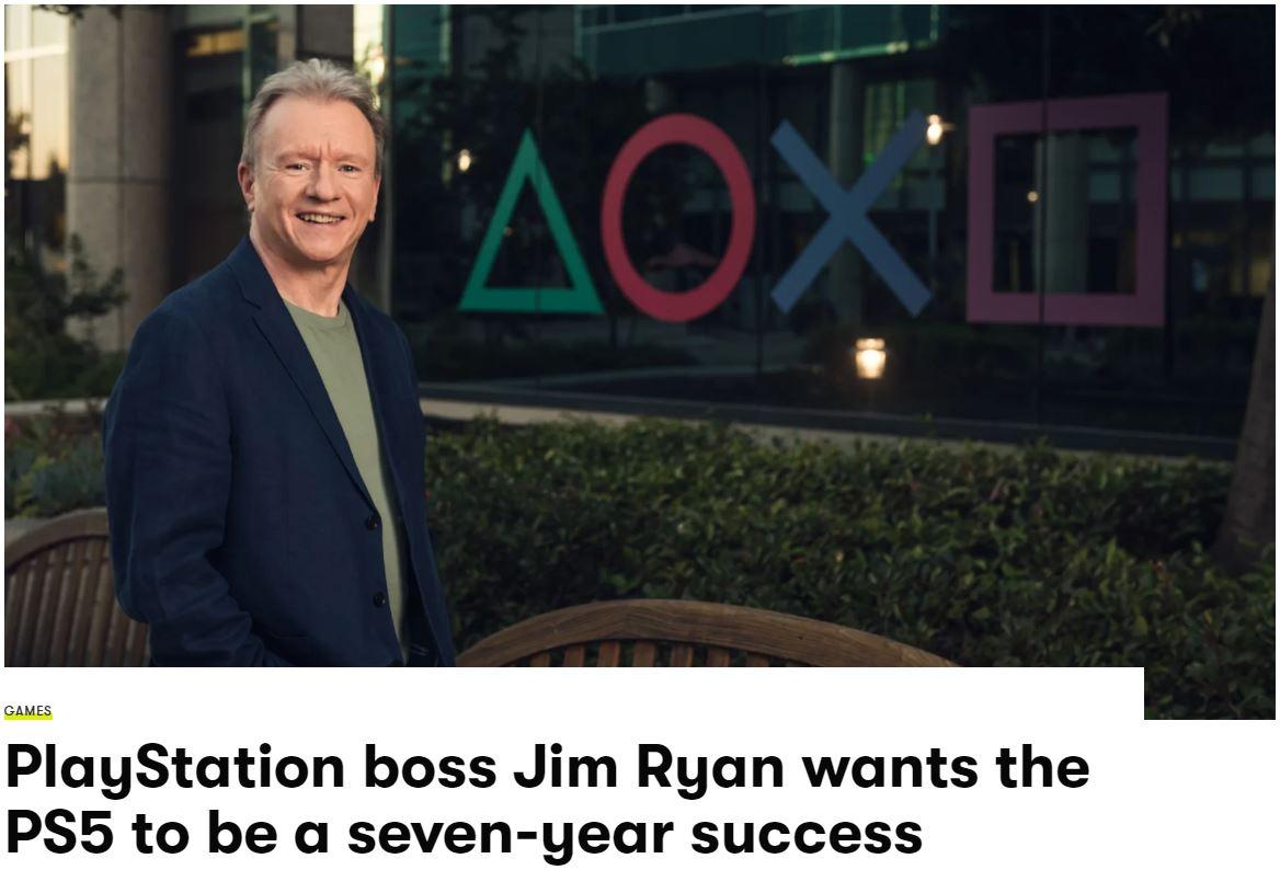 SIE总裁回应《最终生还者2》争议 对PS5未来抱有决心