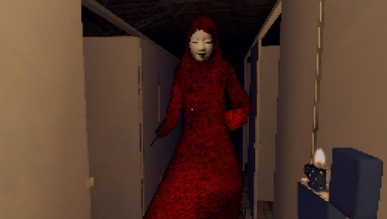 用故事讲怪谈:在外网大火的独立日式恐怖游戏