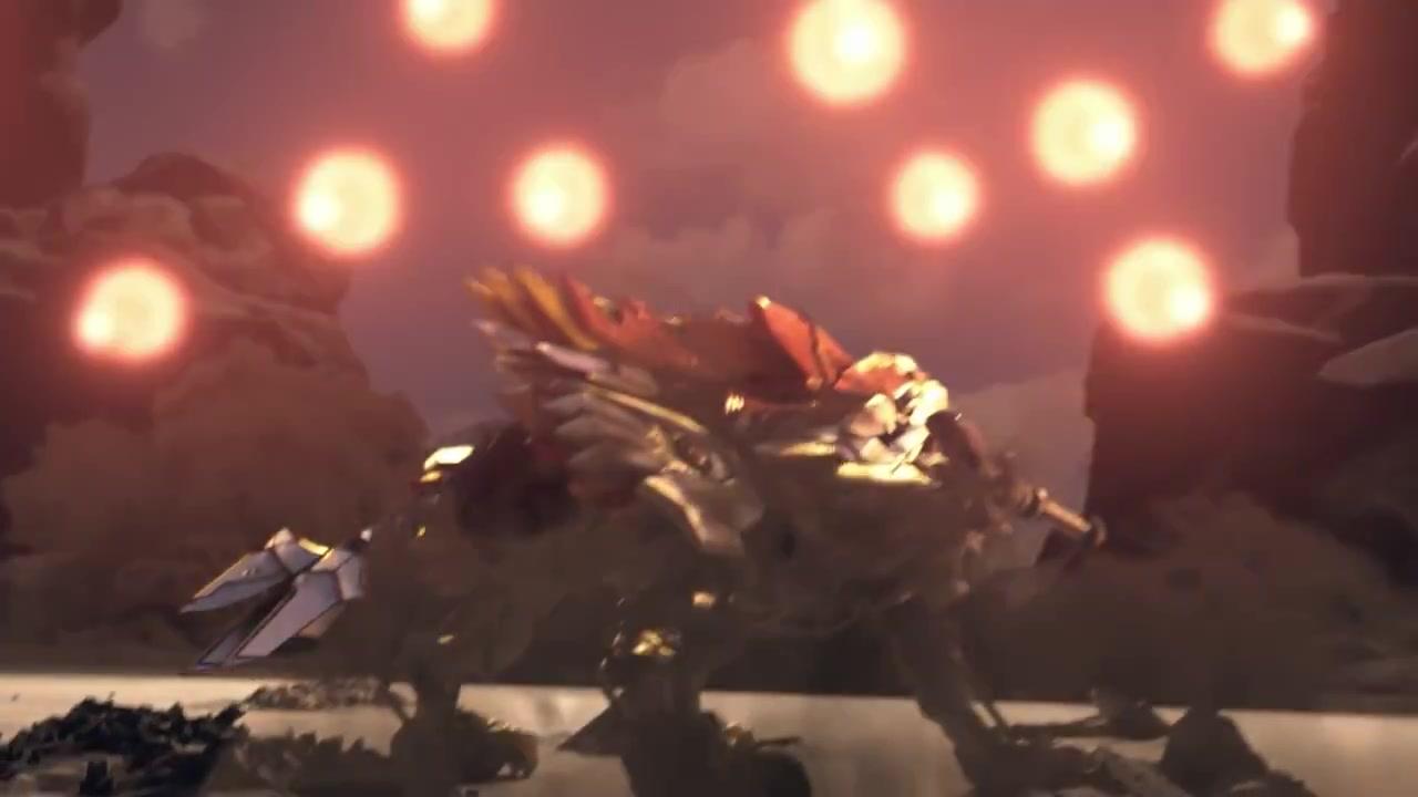 《索斯机兽:无限爆炸》劲爆开场动画预告片展示