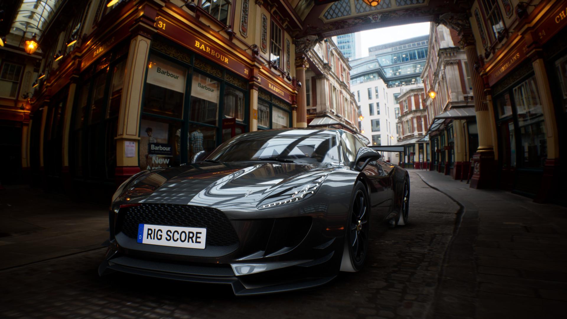 汽车摄影模拟器《Rig Score》上架Steam 自带中配