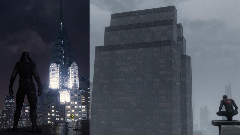《漫威蜘蛛侠:迈尔斯》里为何没有克莱斯勒大厦