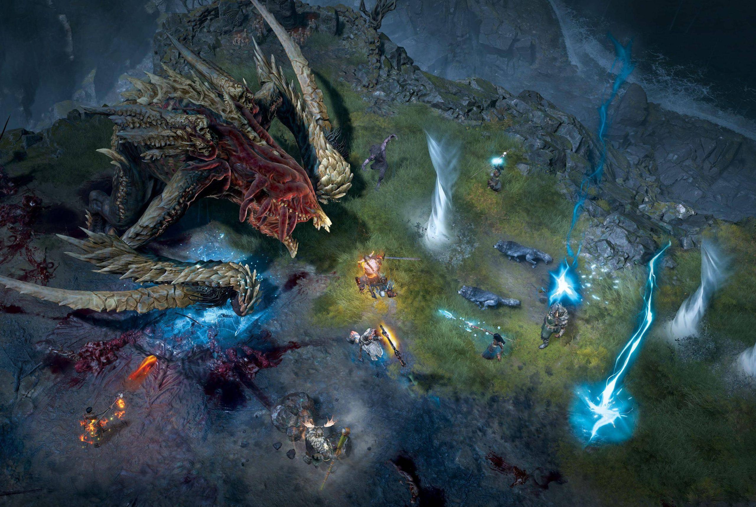 传《暗黑破坏神4》在暴雪战网启动器上短暂现身