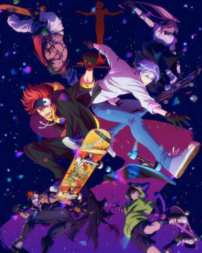 骨头社原创新作动画《SK∞》OP歌CM揭露 21年1.9日开播