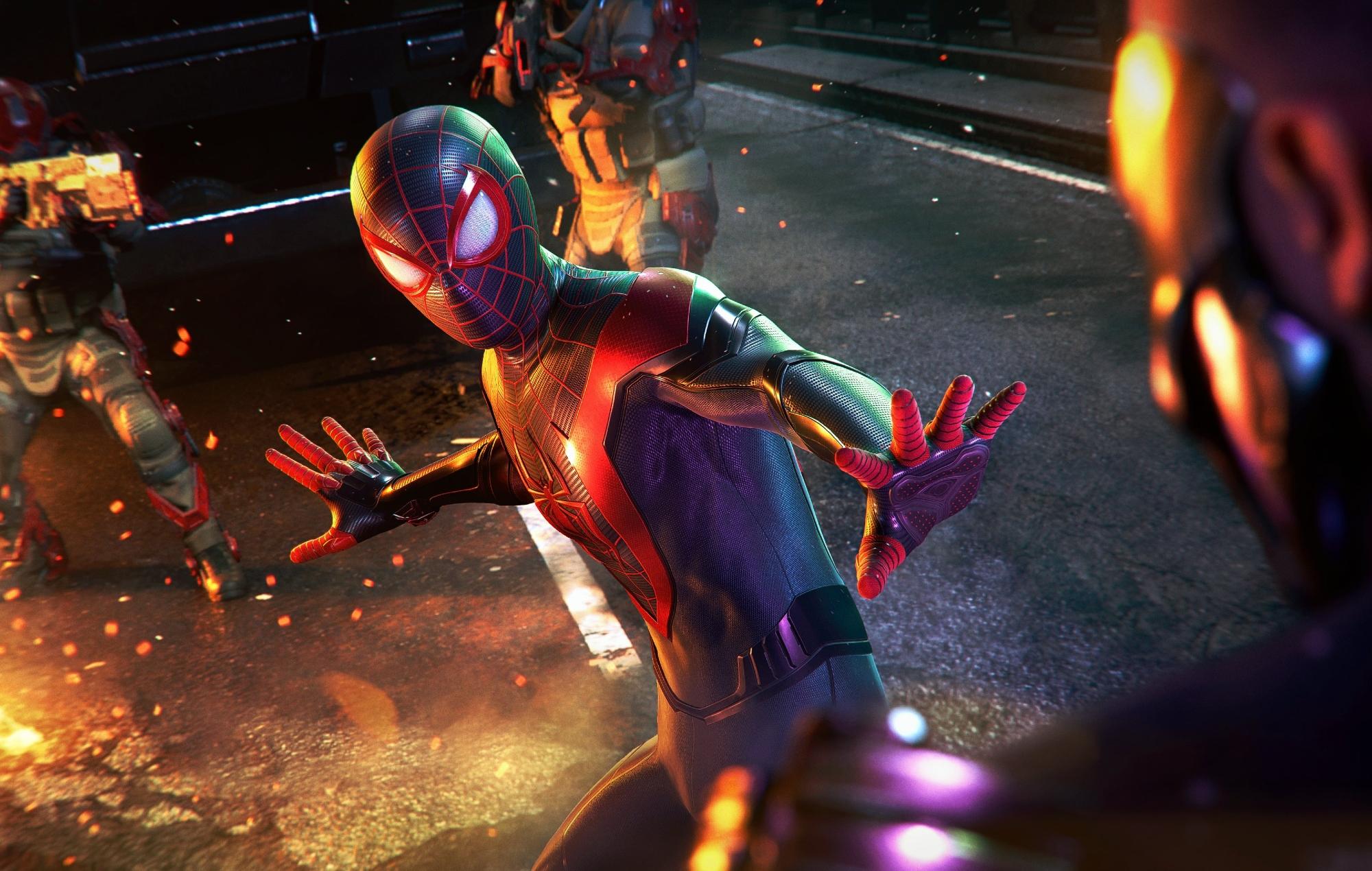 PS5出售后两周游戏销量:《小黑蛛》夺冠 《恶魔之魂:重制版》仅第4