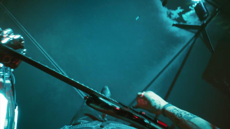 《赛博朋克2077》新情报 玩家能够控制强尼·银手