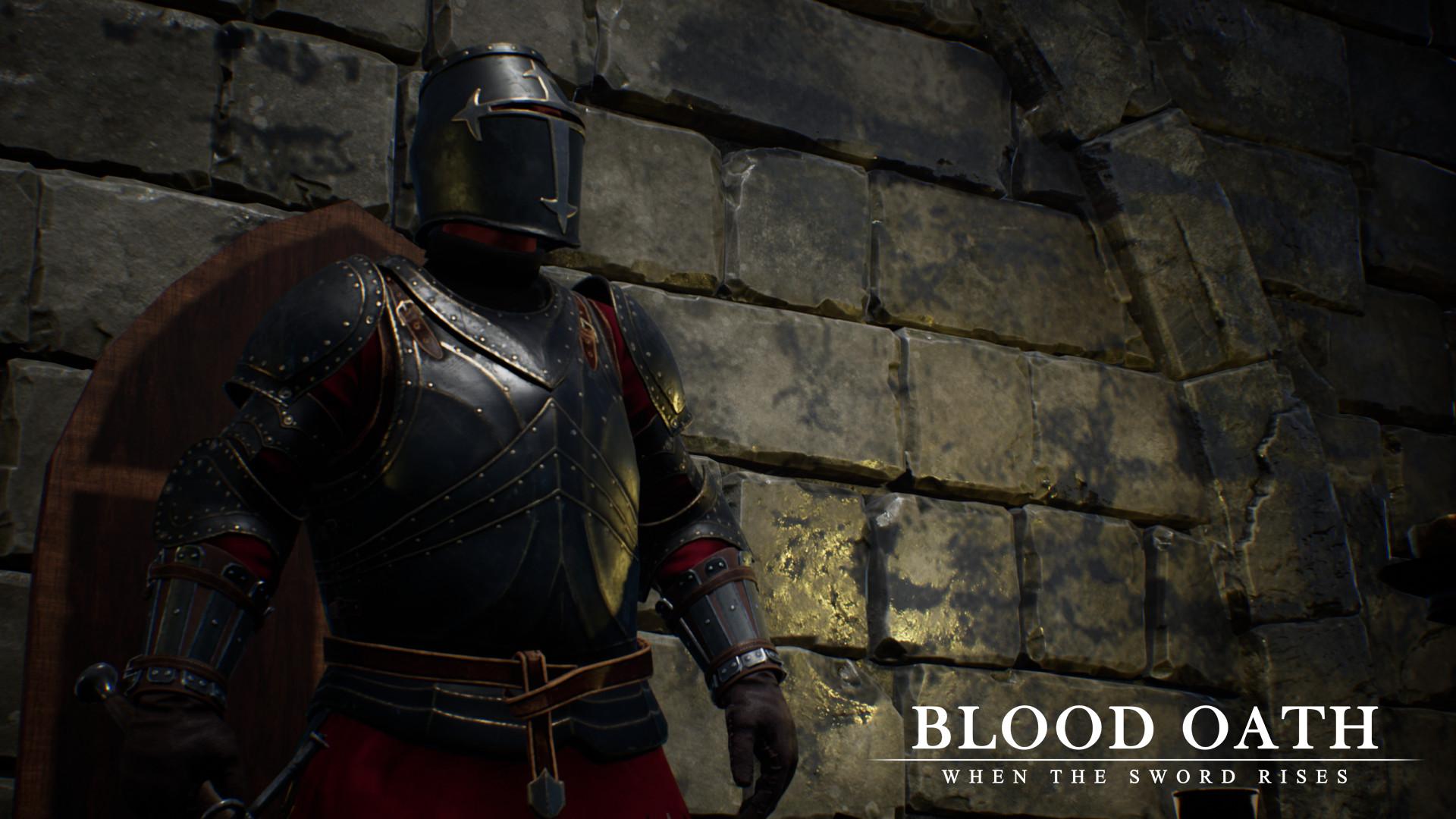 动作砍杀游戏《血之誓约》上架Steam 中世纪大混战