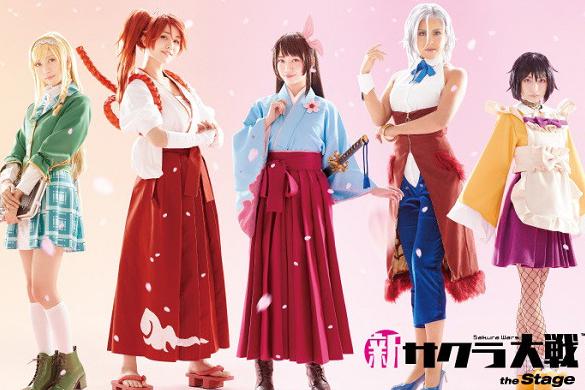新一代花组回归!《新樱花大战》音乐会将于21年3月开演