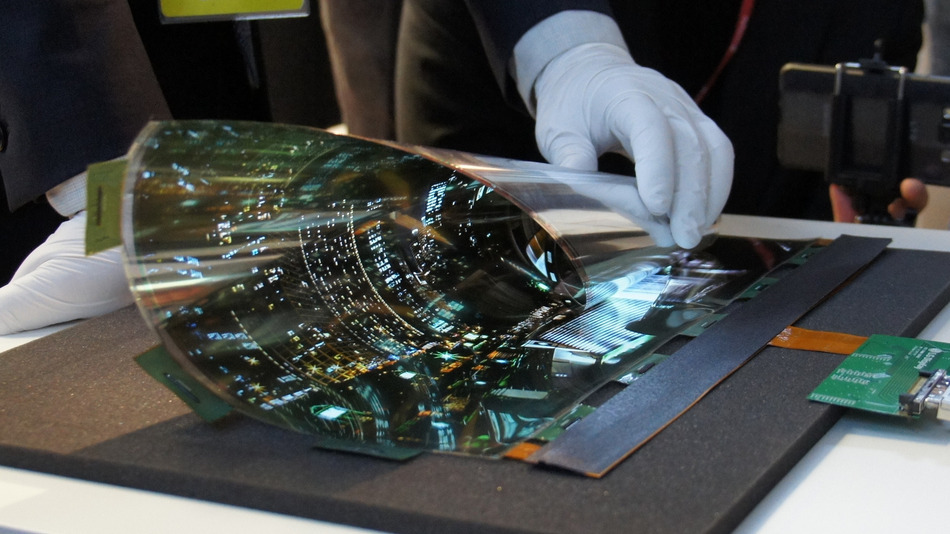 LG新专利曝光:笔记本或可用上卷曲式OLED屏幕