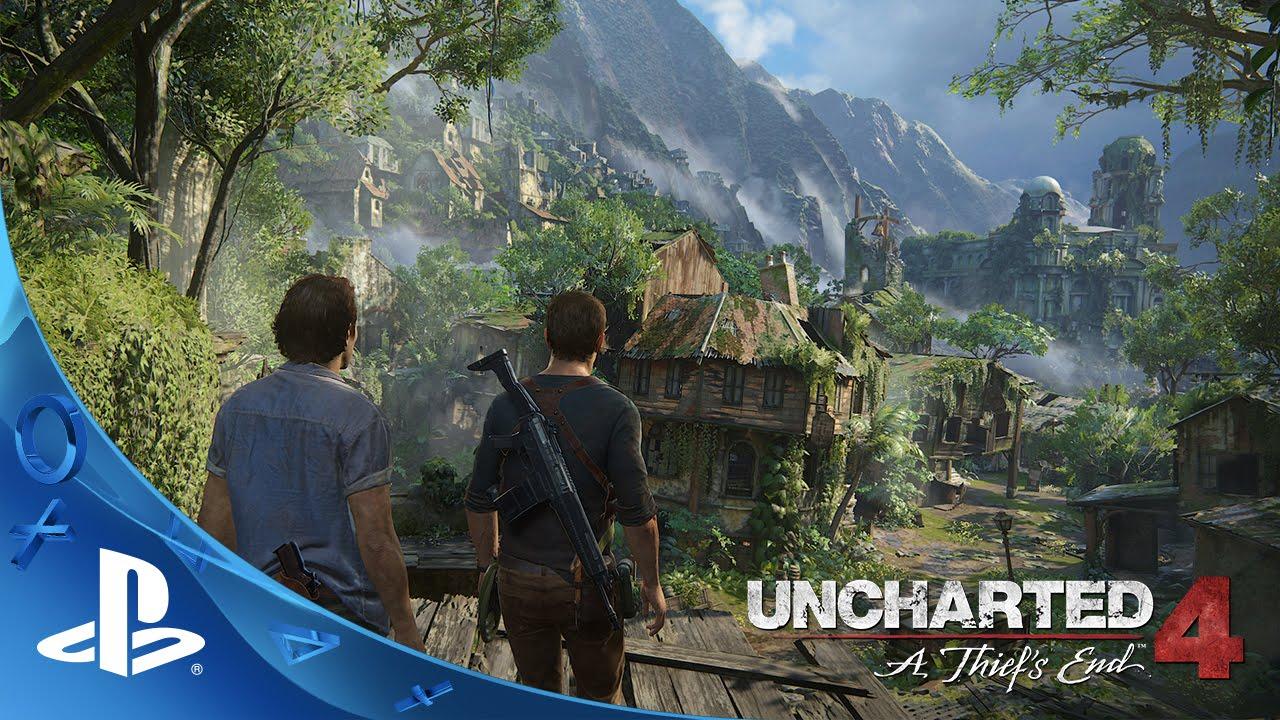 《神海4》登顶!外媒评上代代15大第三人称射击游戏