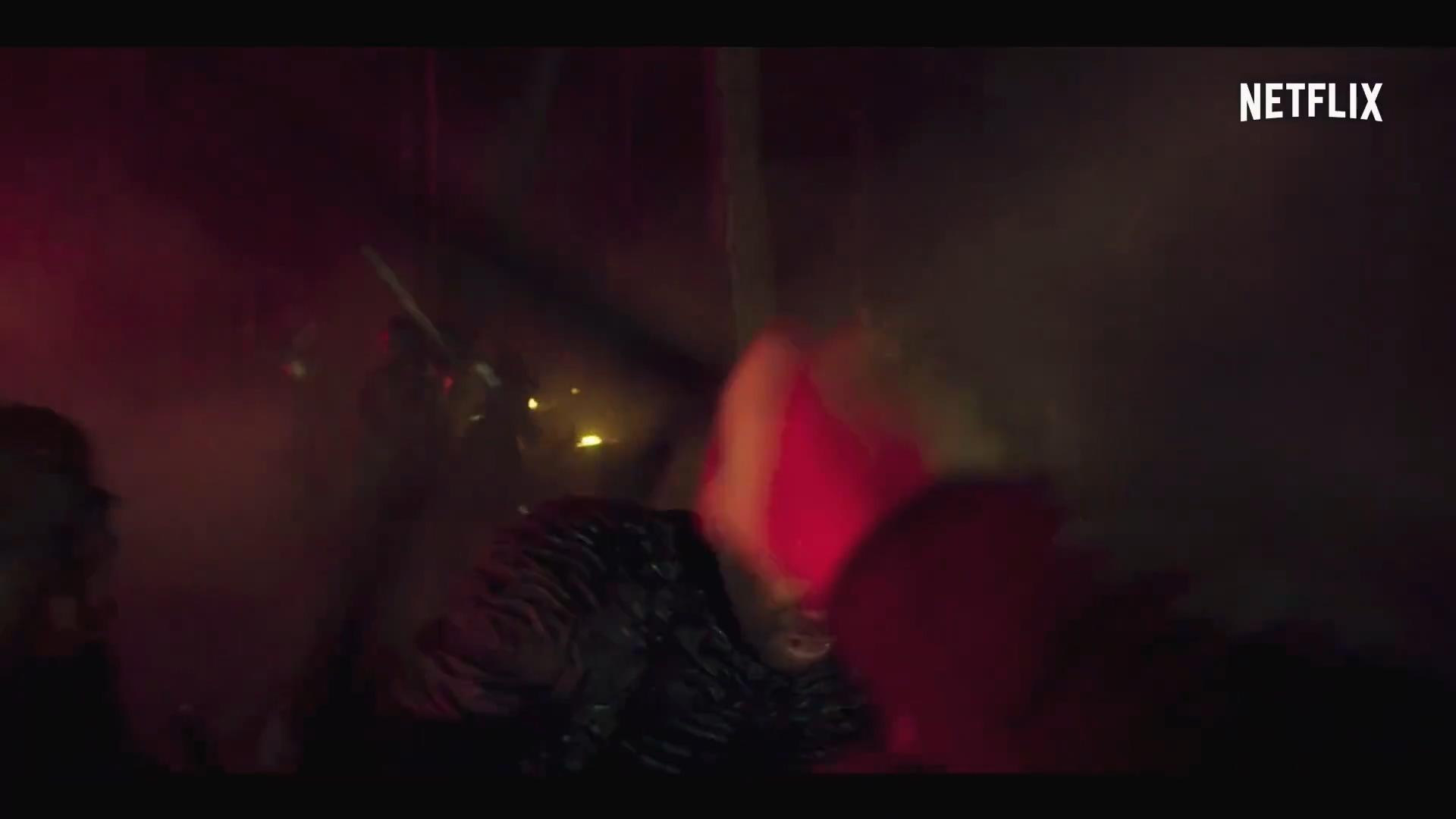 《巫师》电视剧圣诞特辑 杰洛特大开杀戒之旅