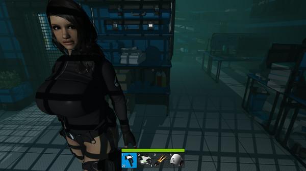 冒险游戏续作《Haydee2》登陆Steam 女主这身材太绝了