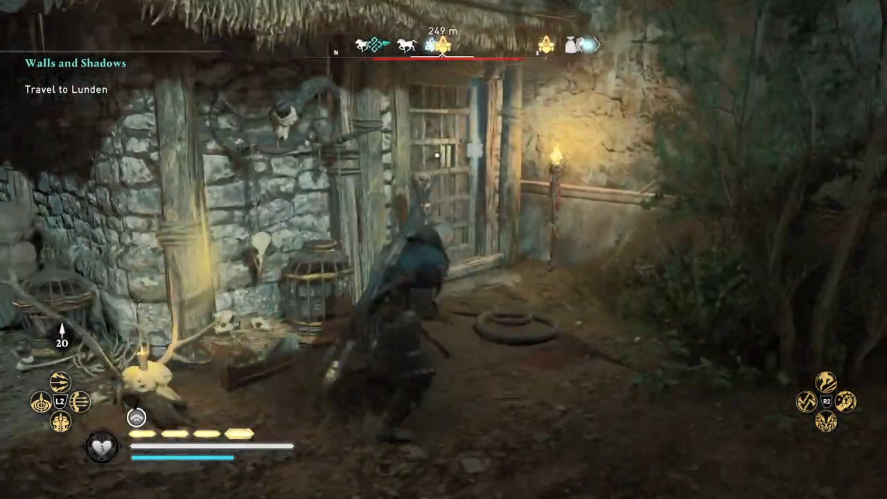 玩家在《刺客信条:英灵殿》中发现哈利波特彩蛋
