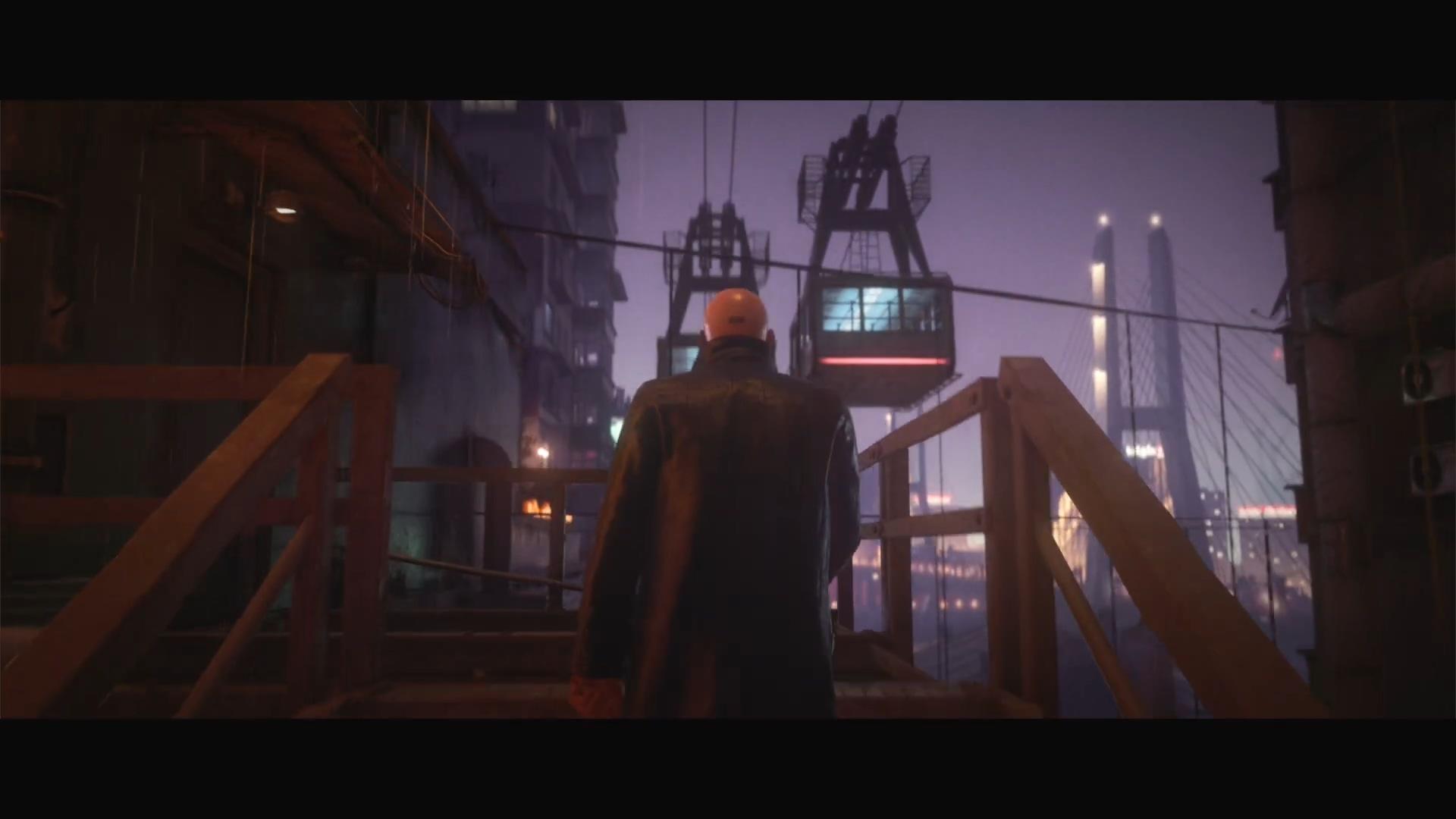 《杀手3》全新预告 灯红酒绿的重庆街道暗藏杀机