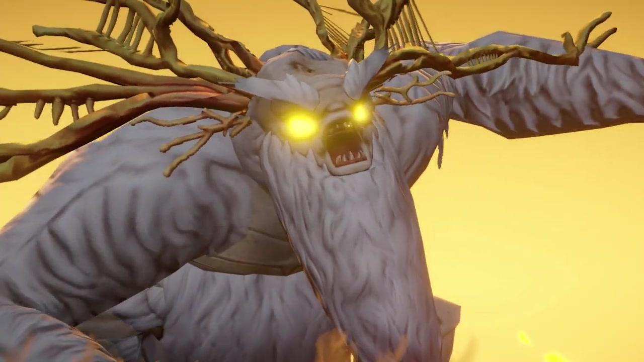 漆黑奇幻动作游戏《Gods Will Fall》面向各大渠道发布