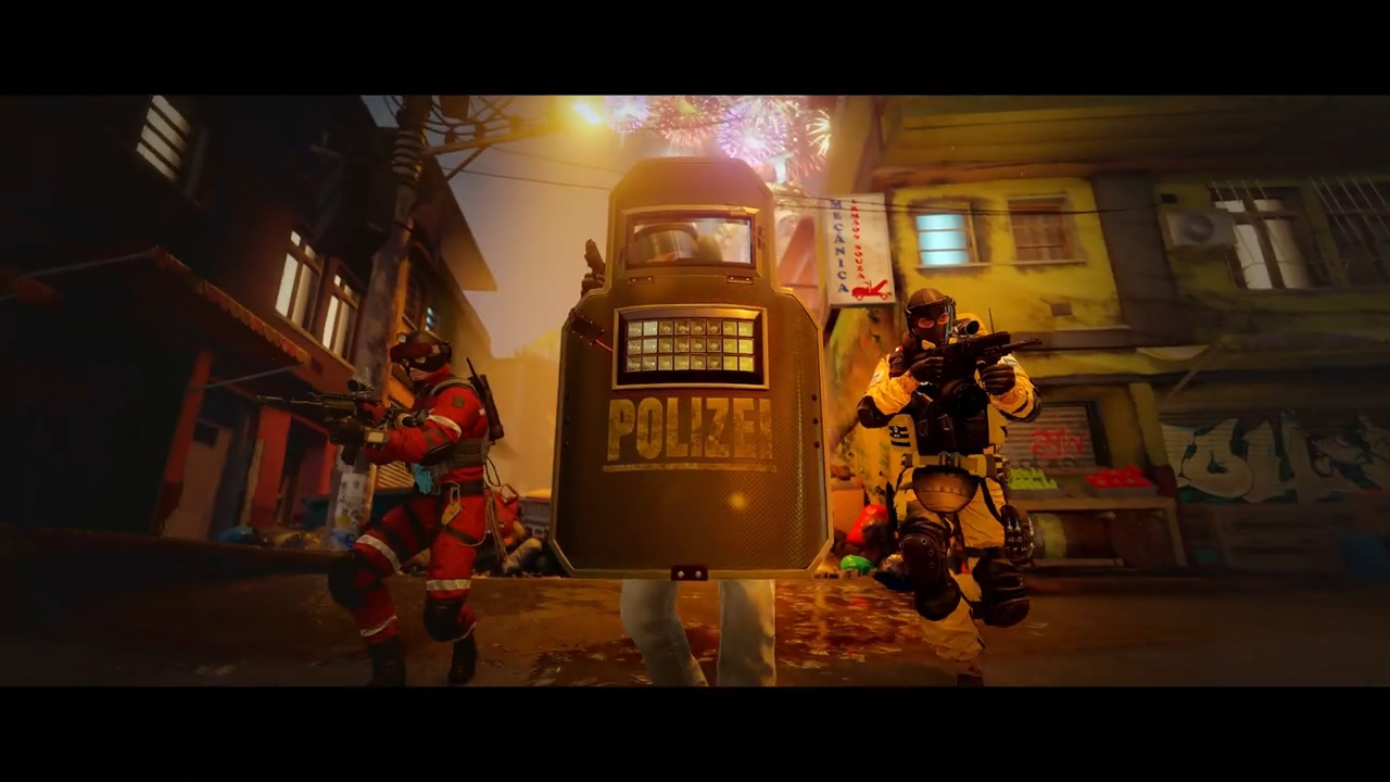《彩虹六号:围攻》次世代特性:4K及120帧