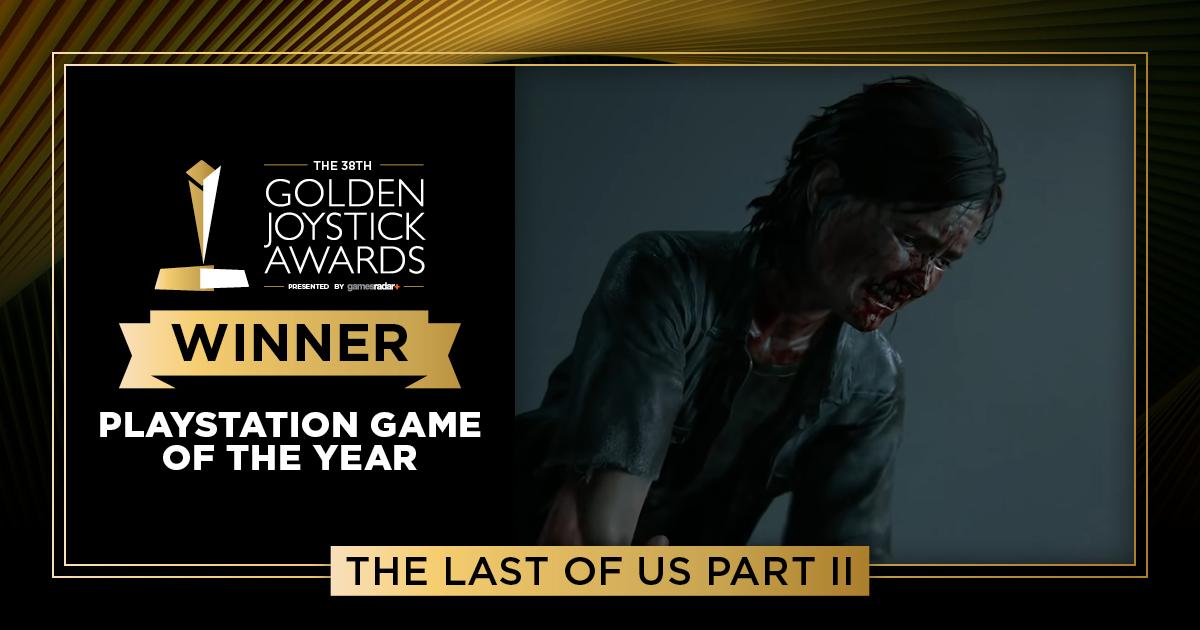 2020年金摇杆奖揭晓:《最后的生还者2》成最大赢家