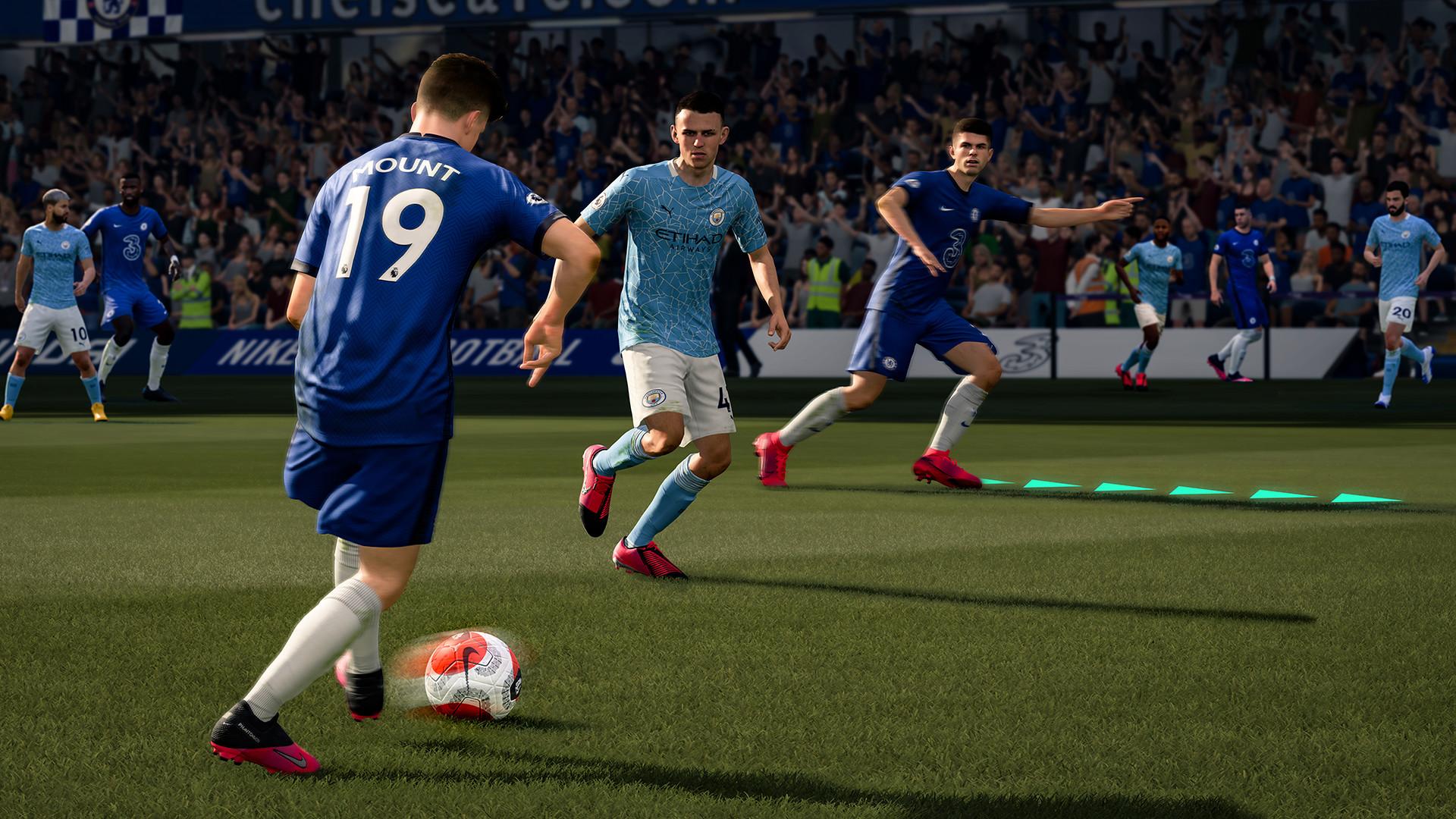 《FIFA 21》PC版别将不会取得和PS5/XSX版相同的功用