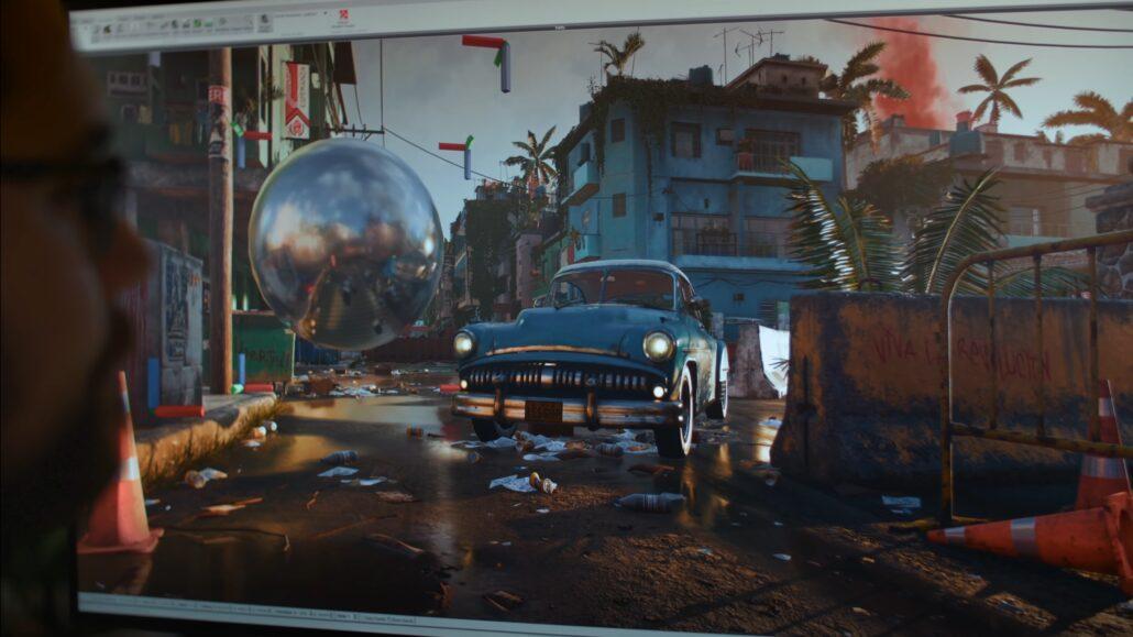 《孤岛惊魂6》和AMD协作 支撑光追和可变帧率上色