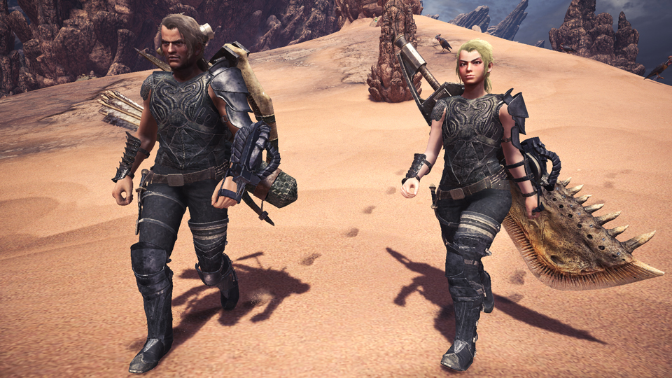 《怪物猎人:国际》将与电影联动 获取电影主角外观配备