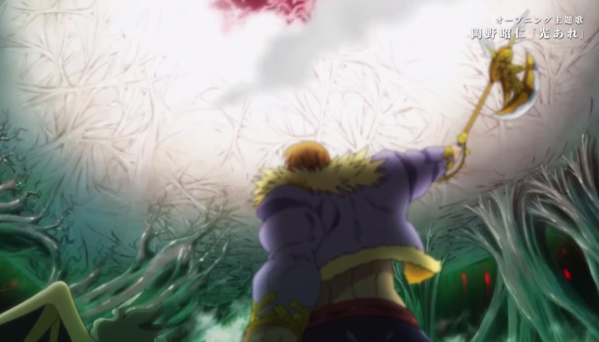 TV动画「七大罪:末路怒的审讯」最新的预报 泽野弘之担任作曲