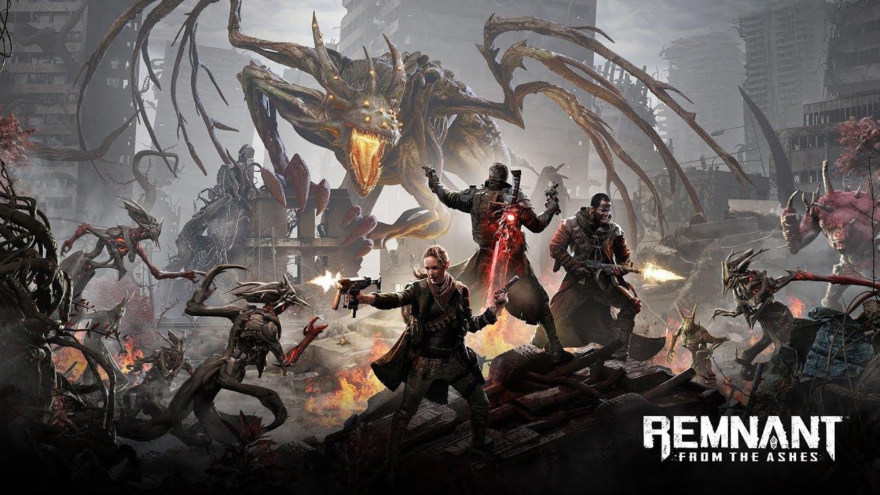 游戏新消息:遗迹灰烬重生5月13日进行次世代画质更新