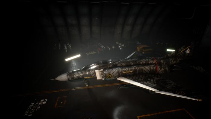 飞行动作新游《僚机计划》新一批截图公开 多款战斗机亮相