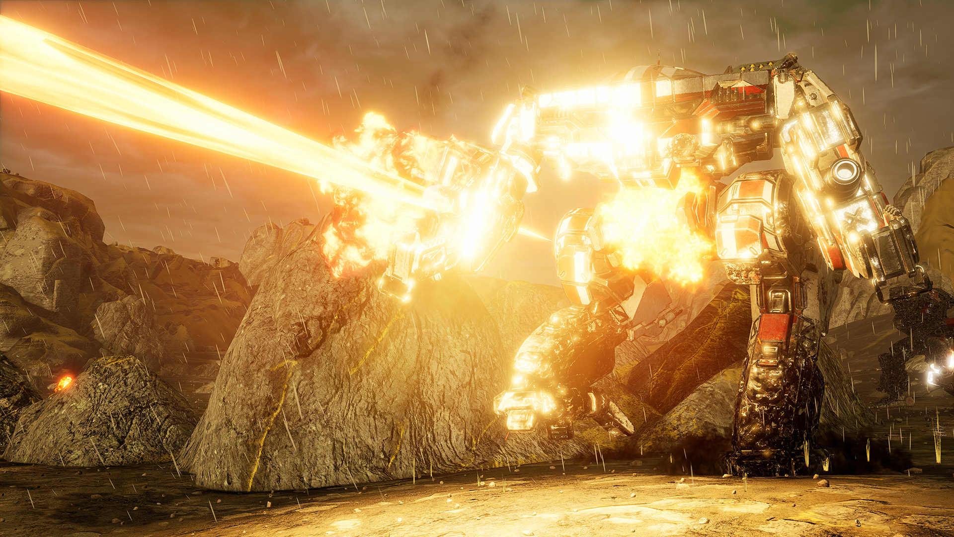为避免与《赛博朋克2077》撞车《机甲战士5》延期