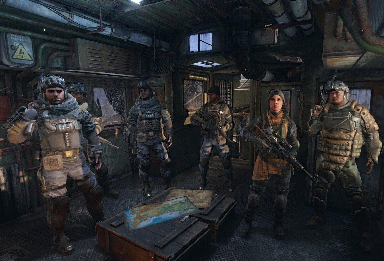 《地铁:逃离》新主机版2021年推出 4A Games正开发全新3A游戏