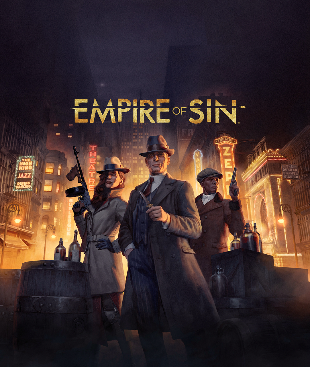 PS4/Switch版《罪恶帝国》2021年2月25日发售