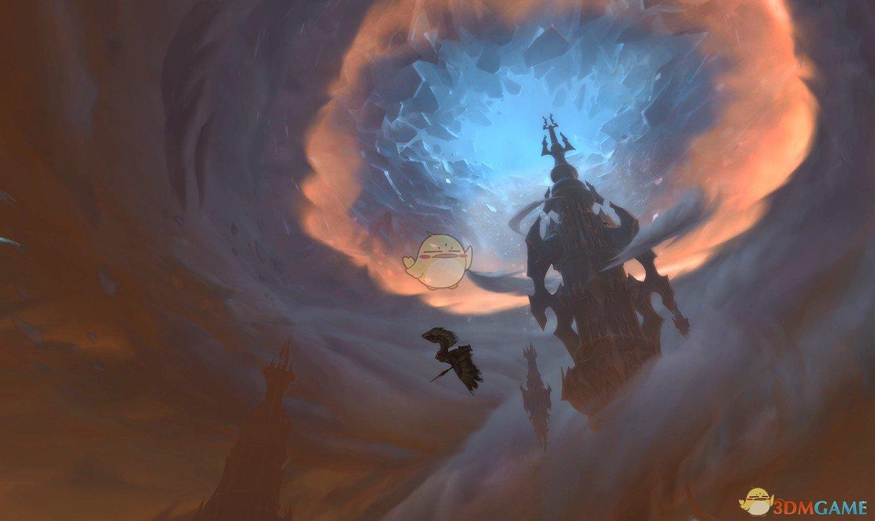 《Wallpaper Engine》魔兽世界9.0噬渊虚空破碎动态壁纸