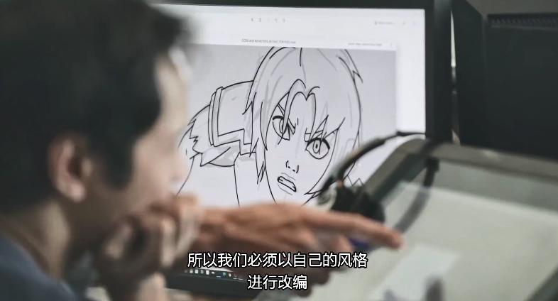 《渡神纪芬尼斯崛起》动画预告幕后故事:借鉴日本动画风格