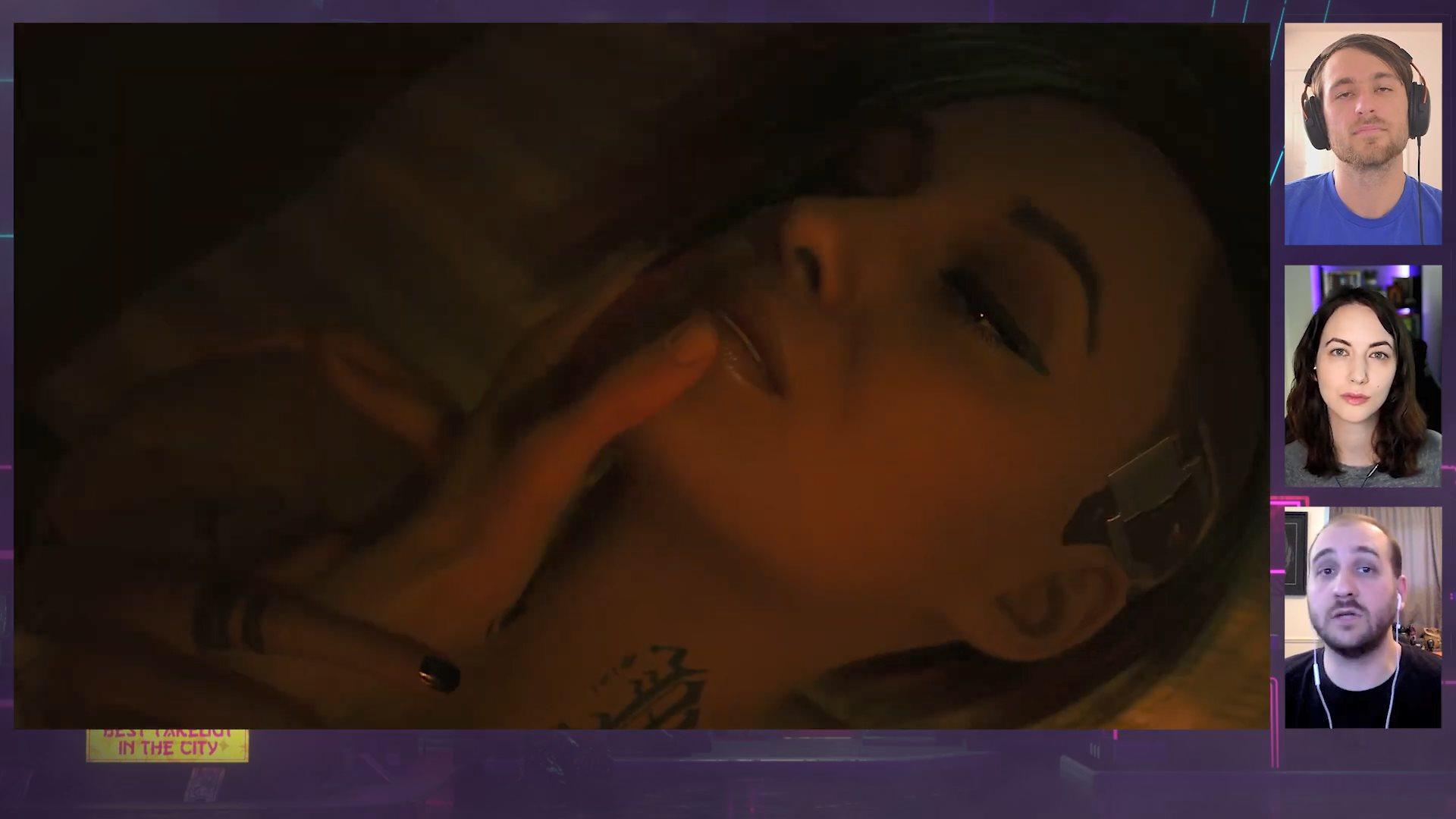 《赛博朋克2077》可与NPC发生亲密关系 基努无处不在
